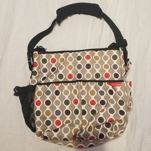 Skip Hop Diaper Bag With Changing Pad